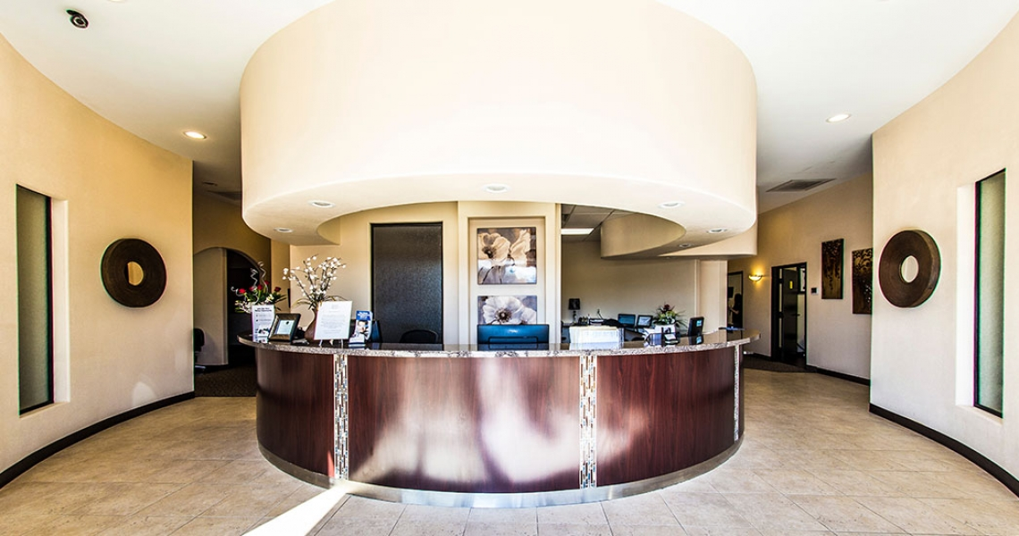... Swisher Dental Welcomes You To Our Modern Dentistry Office.